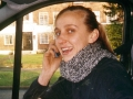 elena in trafic on fone-2